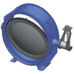 Затвор дисковый поворотный 32с908р, углеродистая сталь, присоединение под приварку